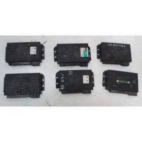 Boitier confort / Commande centralisée Audi A2 ref 8Z0959433 / 8Z0959433H / 8Z0959433C / 8Z0959433D / 8Z0959433M / 8Z0959433N