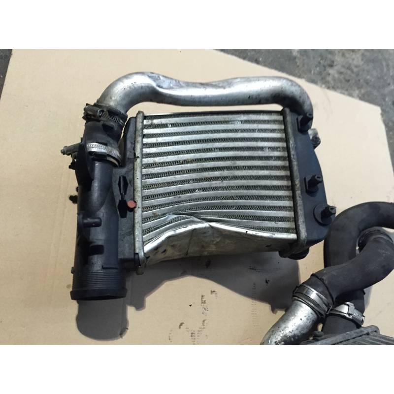 radiateur d 39 air de suralimentation abim intercooler turbo pour audi a6 4f ref 4f0145806e. Black Bedroom Furniture Sets. Home Design Ideas