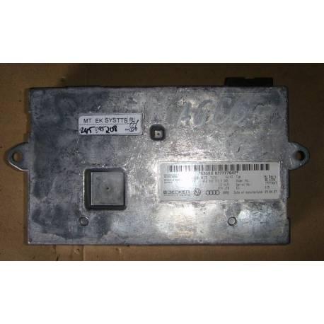 Caja de interfaz con software / ref 4F0910731R / 4E0035729  / 4F0910731RX / 4F0910732HX pour AUDI A6 4F
