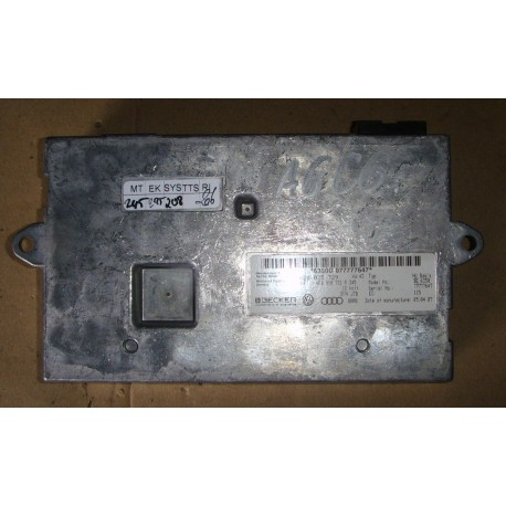 Interface case with software / ref 4F0910731R / 4E0035729  / 4F0910731RX / 4F0910732HX pour AUDI A6 4F