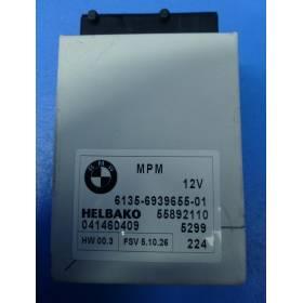 Boîtier MPM  micro module d'alimentation ref 6135-6939655-01 / 6135693965501 /  6939655