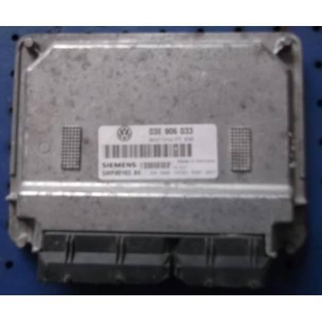 Calculateur moteur pour VW Polo 1L2 essence moteur AZQ ref 03E906033 / 5WP40163 04 / 5WP4016304