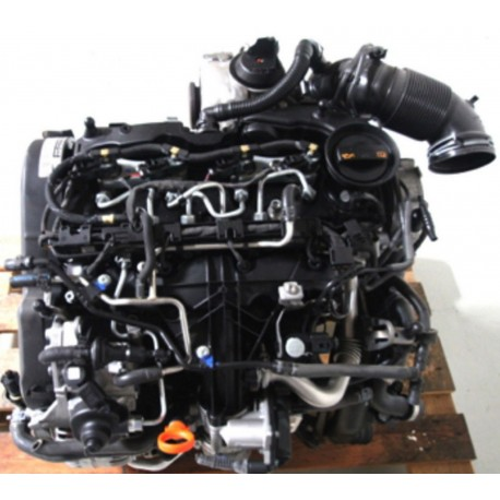 Motor 2L TDI type CFH / CFHA / CFHB / CFHC / CFHD