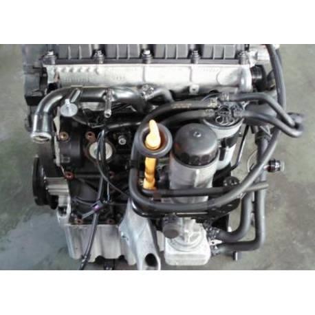 Moteur 1L9 TDI 116 cv BPZ / BSV Skoda Octavia / VW Passat 3C ref 03G100036F / 03G100036EX
