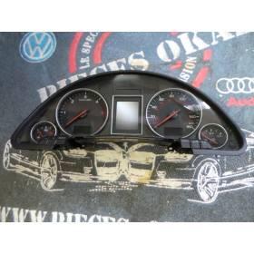 Compteur / Combiné porte-instruments pour audi A4 B6 véhicule anglais ref 8E0920950F