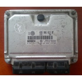 Ecu engine VW Golf 4 1L9 SDI ref 038906012BF / 0281010174