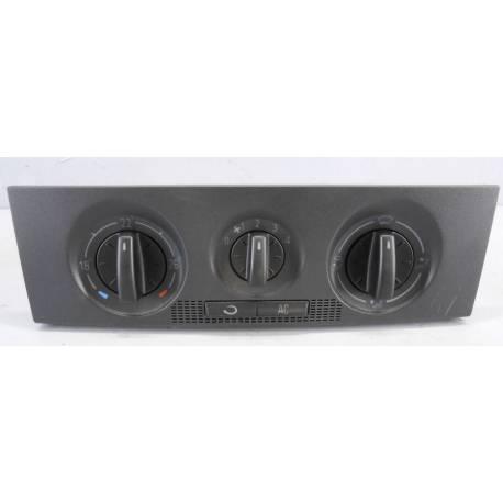 Unité de régulation ventilation de chauffage pour Skoda Fabia ref 6Y0820045A / 6Y0820045B / 6Y0820045C / 6Y0820045D