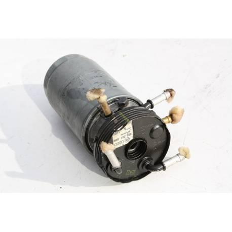 Filtre à gasoil / filtre à carburant avec bride pour VW Passat / Audi A4 ref 3B0201896 / 3B0127400C
