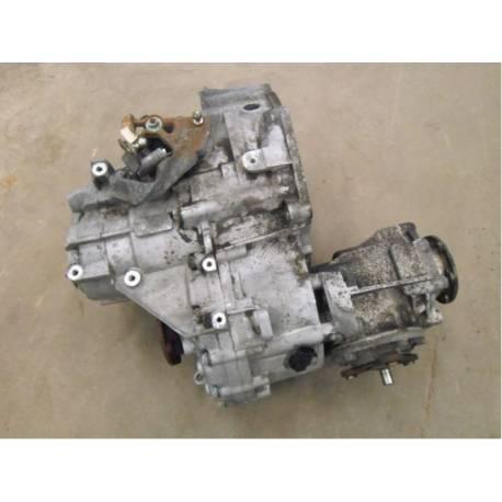 Boite de vitesses mécanique 5 rapports Quattro type DXW / FMR / FHC ref 02M300015EX