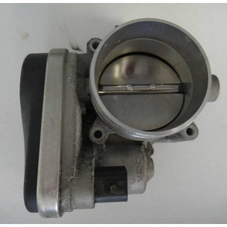 Boitier ajustage / Unité de commande du papillon 3L2 / R32 / V6 essence ref 022133062AG / 022 133 062 AG