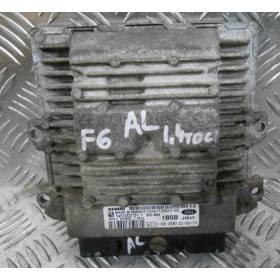 Calculateur injection moteur pour Ford Fiesta 1L4 TDCI ref 2S6A-12A650-BG / 5WS40027G-T
