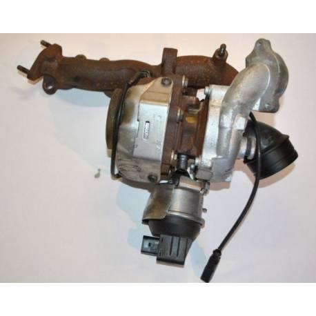 Turbo pour 2L TDI ref 03L253056B / 03L253016F / 03L253010C / 03L253056A / 03L253056AX