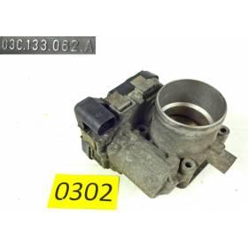 Boitier ajustage / Unité de commande du papillon pour 1L6 FSI ref 03C133062A