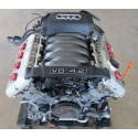 Moteur V8 4L2 type BBK / BHF pour Audi S4 ref 079100031D / 079100031DX / 079100103E / 079100103EX