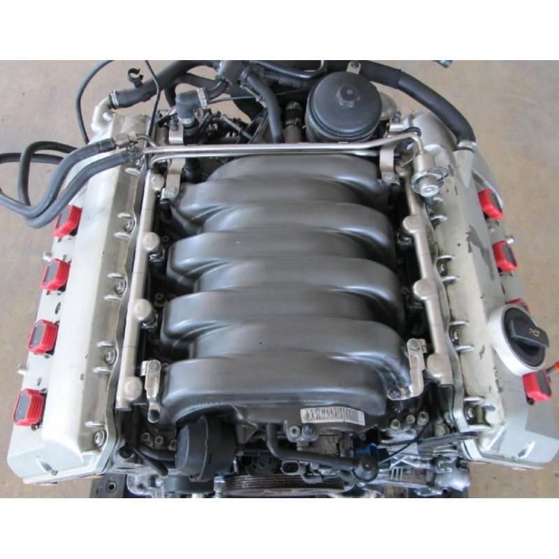 Engine V8 4l2 Bbk, Bhf For Audi S4 Ref 079100031d