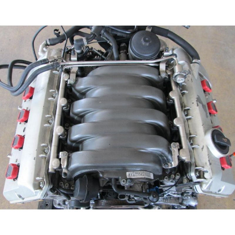 moteur v8 4l2 type bbk  bhf pour audi s4 ref 079100031d  079100031dx  079100103e  079100103ex