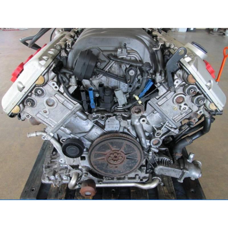 Engine V8 4l2 Bbk Bhf For Audi S4 Ref 079100031d