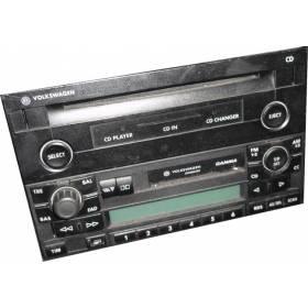 Chaîne hifi CD VW Golf 4 / Bora / Passat ref 1J0035119A / 1J0057119B / 1J0057119D / 1J0035119C / 1J0035119D