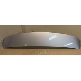 Spoiler / Becquet de toit coloris gris clair pour Seat Ibiza 6L ref 6L6827939D