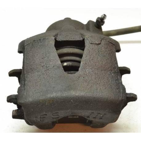 Etrier avant conducteur / Boitier d'étrier de frein pour Audi / VW / Skoda / Seat ref 1K0615123A / 1K0615123D