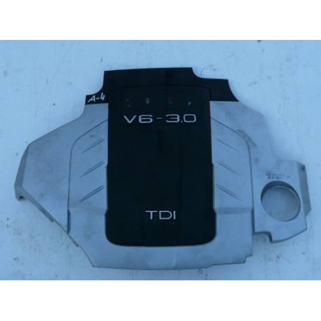 Cache-moteur pour tubulure d'admission pour Audi A4 V6 TDI ref 059103925S