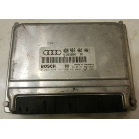 Calculateur moteur pour Audi A6 V6 2L5 TDI AKN ref 4B0907401AA / 4B0997401X / 0281010154