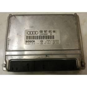 Engine control for Audi A6 V6 2L5 TDI AKN ref 4B0907401AA / 4B0997401X / 0281010154