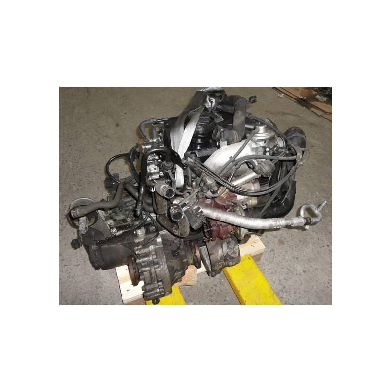 moteur 1l4 tdi 75 cv type amf pour audi a2  vw polo  skoda fabia  seat ibiza  cordoba  arosa