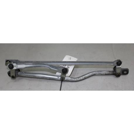 Tringlerie / Mécanisme d'essuie-glace avant sans moteur pour Audi A6 type 4F ref 4F1955023K / 4F1955023B / 4F1955023J