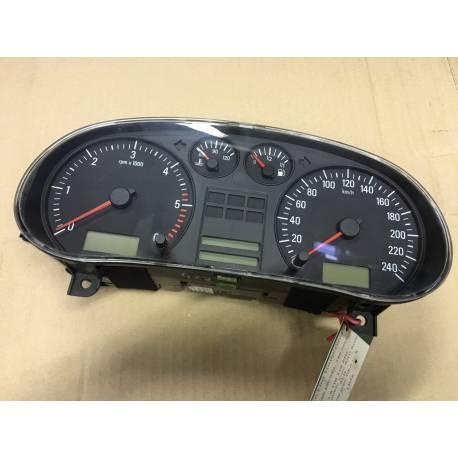 Compteur / combiné porte-instruments pour Seat Toledo ref 1M0919880R / 1M0919880RX