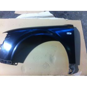 Aile avant conducteur coloris noir LZ9W pour Audi A4 B6