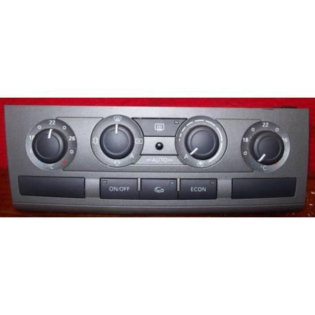 Unité de commande d'affichage pour climatiseur / Climatronic pour Audi A6 4F ref 4F1820043M / 4F1820043M 1HA