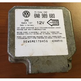 Calculateur airbag pour VW ref 6N0909603