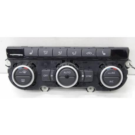Unité de commande d'affichage pour climatiseur / Climatronic pour VW ref 3AA907044BB