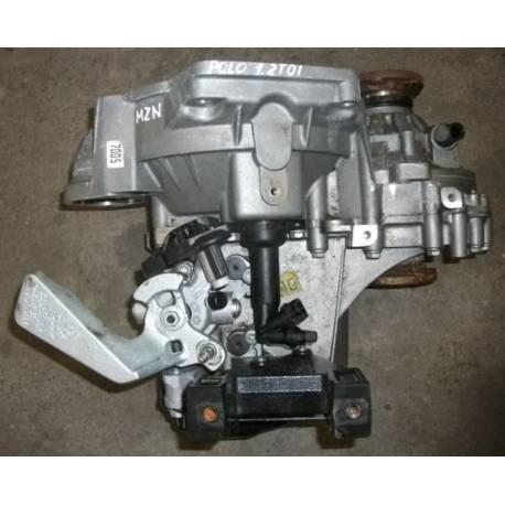 Boite de vitesses mécanique 5 rapports type MZN / MNY pour 1L2 TDI ref 02R300042R / 02R300042RX