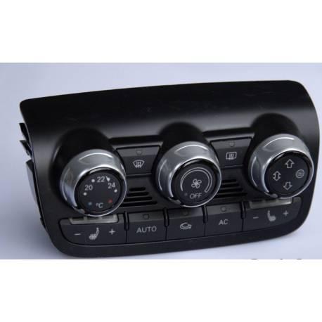Unité de commande d'affichage pour climatiseur / Climatronic pour Audi TT ref 8J0820043AQ