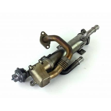 Refroidisseur pour recirculation des gaz d'échappement ref 03G131512AL