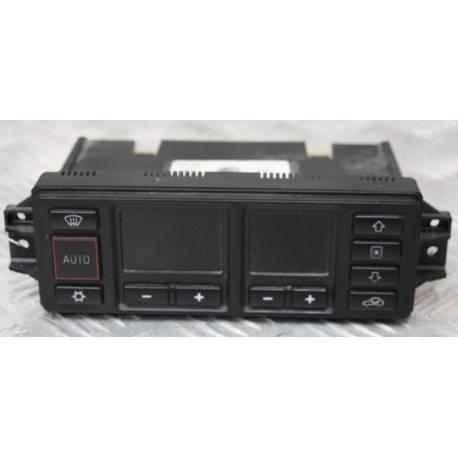 Unité de commande d'affichage pour climatiseur / Climatronic pour Audi ref 8L0820043D / 8D0820043H