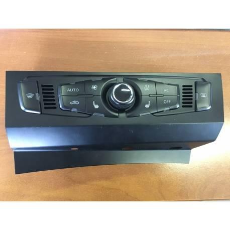 MANDO CLIMATIZADOR para Audi A4 / A5 / Q5 ref 8T1820043AA / 8T1820043AN / 8T1820043AH