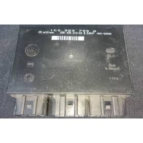 Boitier confort / Commande centralisée pour système confort ref 1C0959799A pour VW Passat 3B / Skoda Superb
