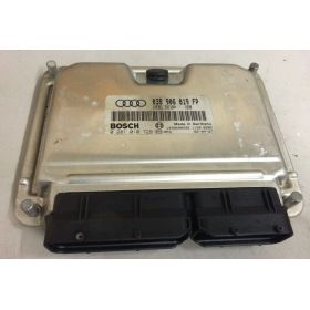 Calculateur moteur d'occasion pour Audi A4 B6 1L9 TDI 130 cv  ref 038906019FP / 0281010729