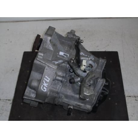 Boite de vitesses mécanique 5 rapports pour 1L2 ESSENCE type GKU ref 02T300052S / 02T300052SX