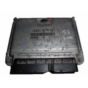 Engine control / unit ecu motor for Audi S3 ref 8L0906018K / 0261206442