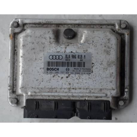 Calculateur moteur pour Audi S3 ref 8L0906018M / 0261206797