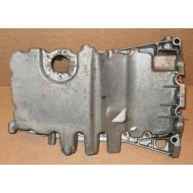 Bac à huile carter alu d'occasion pour moteur avec emplacement sonde pour 1L9 / 2L TDI ref 03G103603J / 03G103603AH