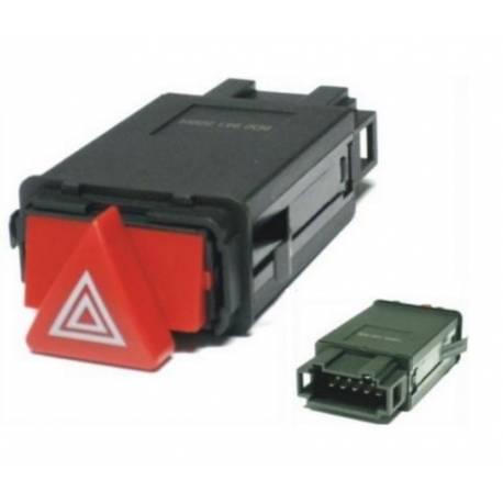 Bouton feu de détresse / Warning pour Audi A4 B5 ref 8D0941509H / 8D0941509H 01C