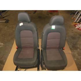 2 sièges avant en tissu pour Audi Q5