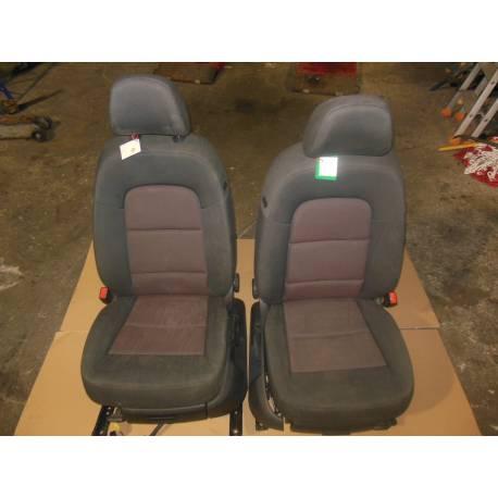 2 sièges avant / Intérieur en tissu pour Audi Q5