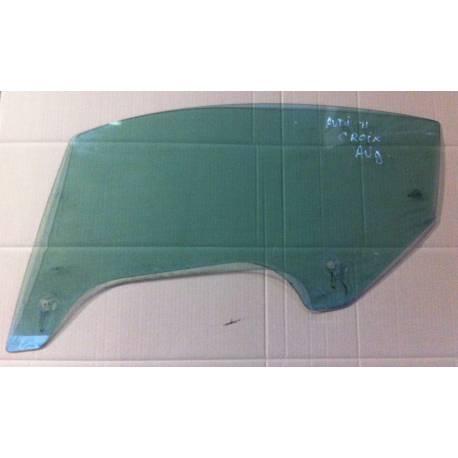 Glace de porte avant conducteur pour Audi TT 8N ref 8N8845201A / 8N8845201B