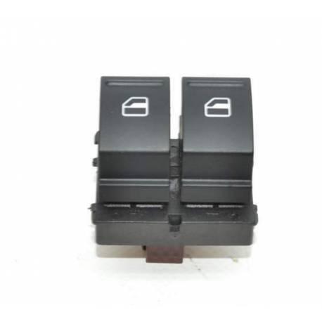 Commutateur pour lève-glace 3 portes pour VW / Seat ref 1K3959857 / 1K3959857A / 1K3959857B